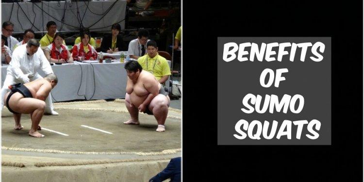 Benefits of Sumo Squats