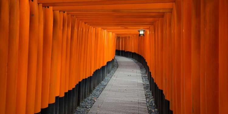Fushimi Inari Shrine   Sanjeev