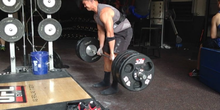 How to increase Deadlift