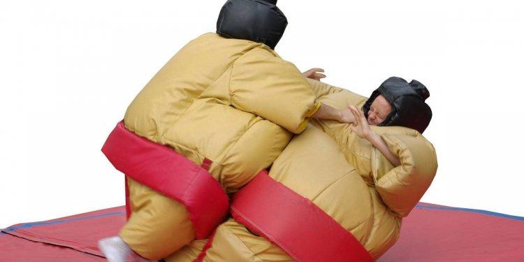 Location costume sumo