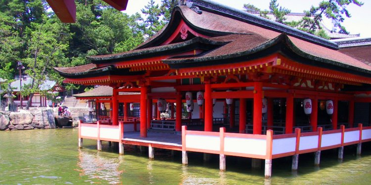 Shinto Architecture Related