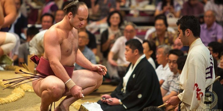 Sumo Wrestling Skills Will