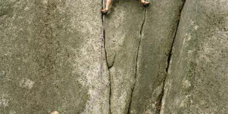 Rock Climbing Shape vs