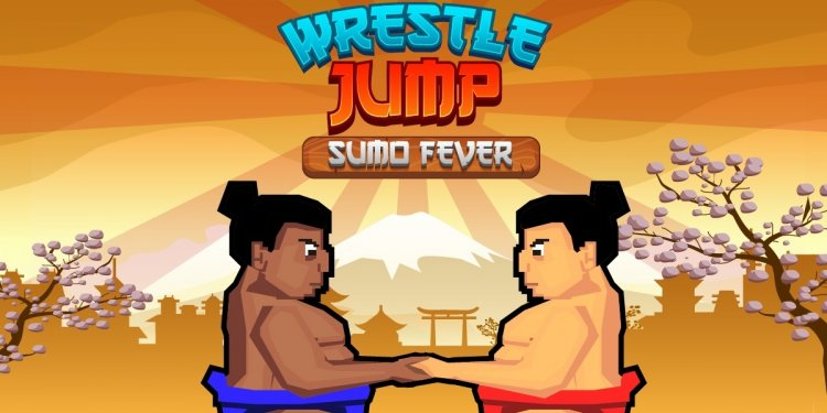 Wrestle Jump: Sumo Fever - A